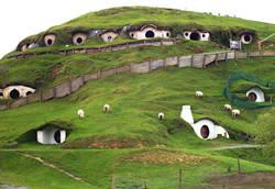 Hobbiton Matamata New Zealand